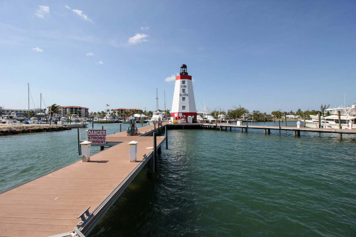 Commercial Dock, Marine Construction, Florida Keys, Marathon Docks and Seawalls